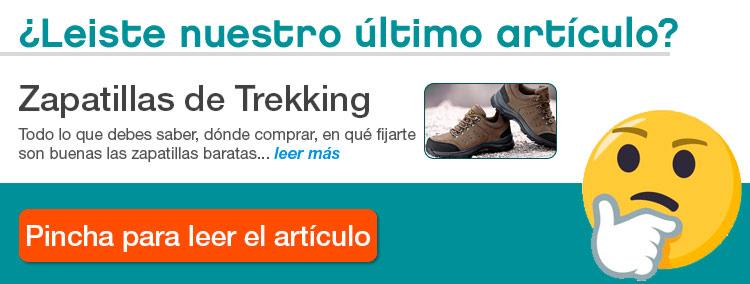 articulo del blog de trekking